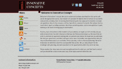 Innovative Concepts Home Page